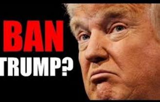Trump ban uk