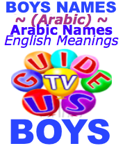 Arabic Boys Names2