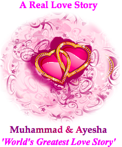 Ayesha and_Muhammad_LOVE_Story