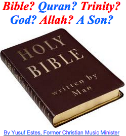 Bible Quran_God_Allah_Trinity_Son_of_God