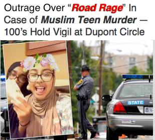 Outrage Roadrage1