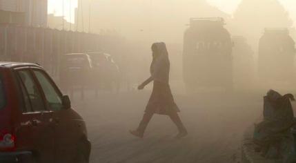 India smog 1