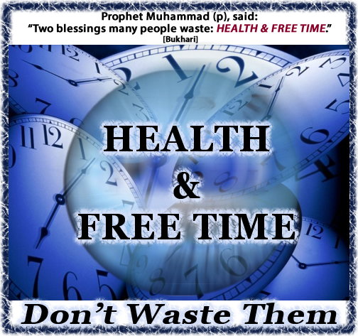 sayings health_free_time02