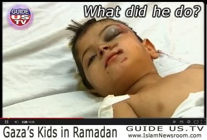 War on Gaza Kids 2