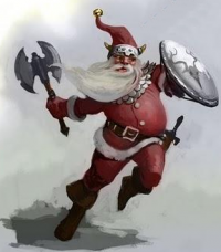 Santa Fraud: Fake Pagan god Exposed!