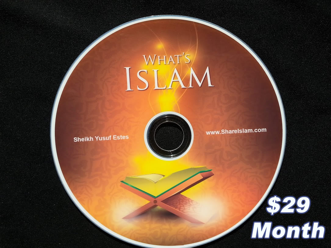 DVD Whats Islam