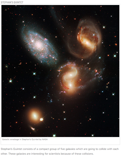 NASA Stephans Quintet