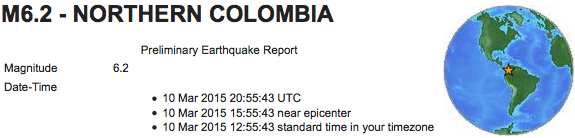 earthquake 2015 03 10 columbia