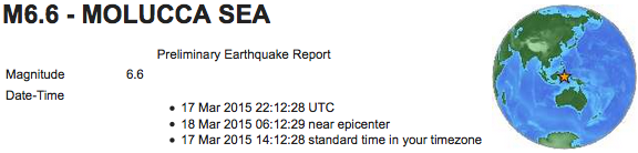 earthquake 2015 03 17 molucca sea