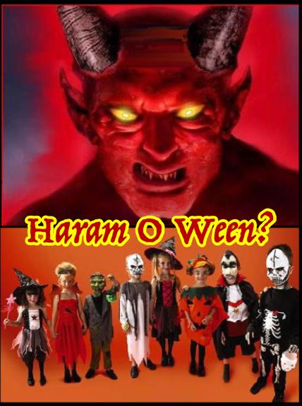haramoween devil and kids 2