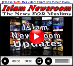 IslamNewsroom News FOR Muslims red