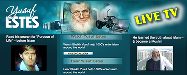 Links Yusuf Estes