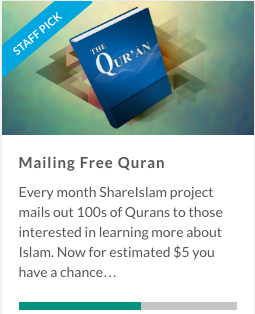 Free Quran support