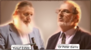 Dr Barns vs. Yusuf Estes