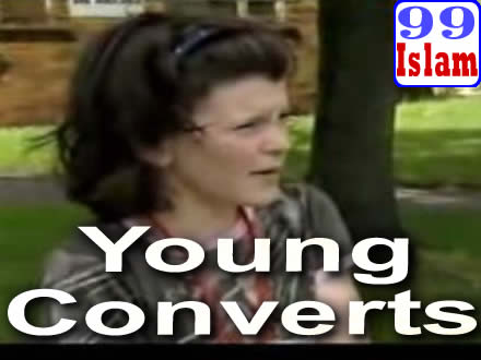 convert revert young women