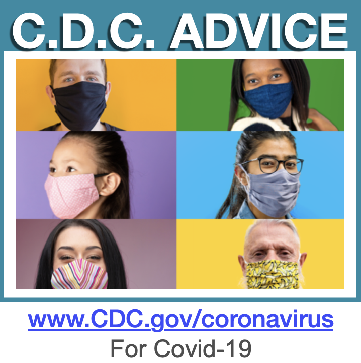 CDC how to wear masks