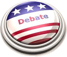 debate button01