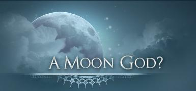 Moon god or Allah